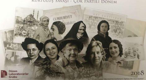 Cumhuriyet'e yön veren kadınlar