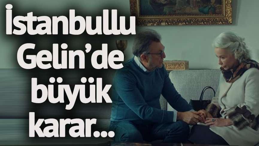 İstanbullu Gelin 40. bölümden ilk sahne geldi… Esma'dan önemli karar! İstanbullu Gelin 39. son bölüm izle