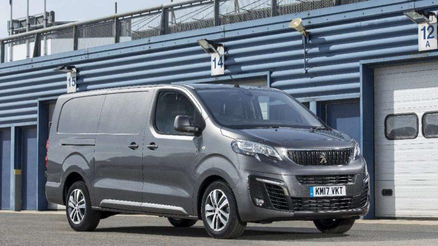 Peugeot Expert'e bir ödül daha!