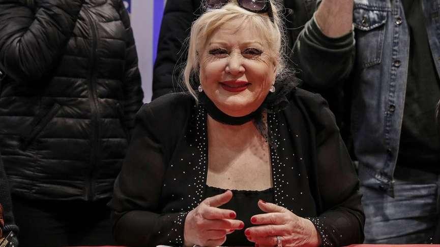 Muazzez Abacı'dan Aleyna Tilki'ye övgü