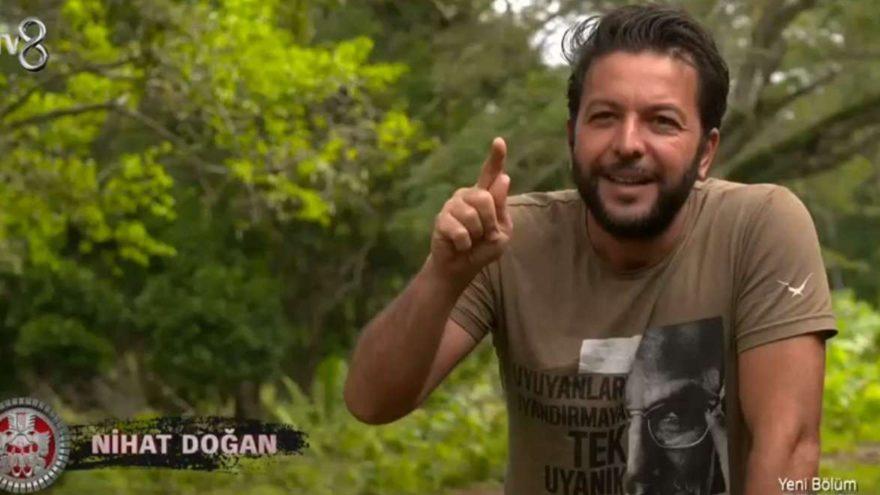 Survivor'da Nihat Doğan'a şok! Diskalifiye… Dokunulmazlık oyununu kim kazandı?