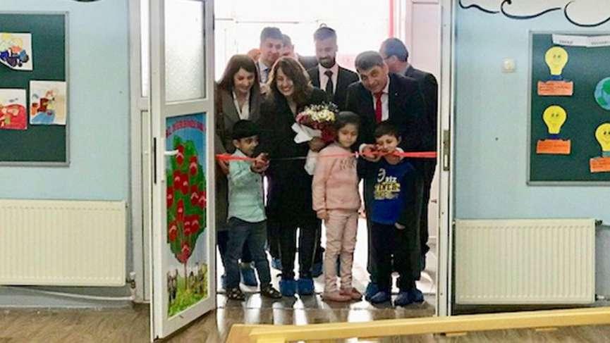 Diyarbakırlı çocuklara hareket merkezi