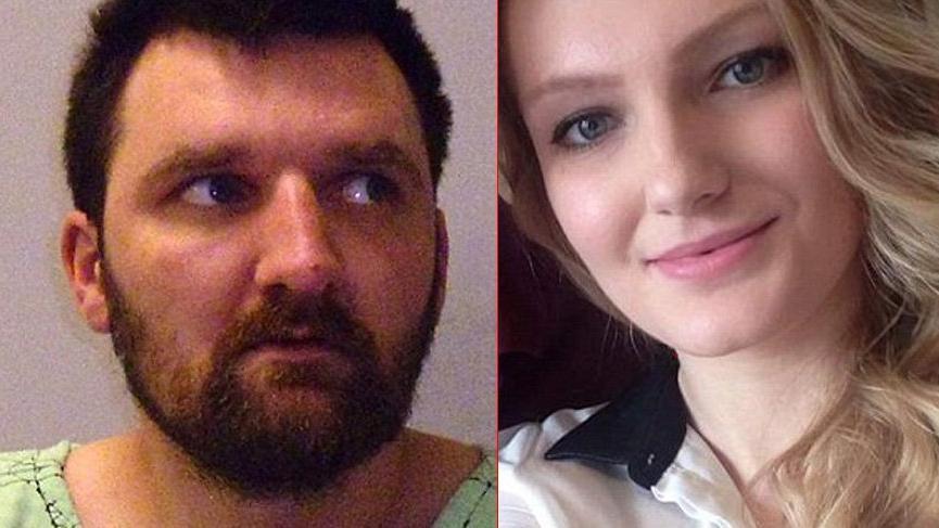 Cinsel ilişki sırasında genç kadını boğarak öldürdü