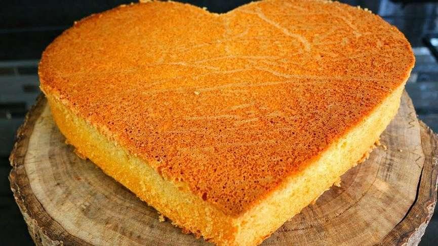 Pasta keki nasıl yapılır? İşte nefis lezzetteki pandispanya yani yaş pasta keki tarifi…