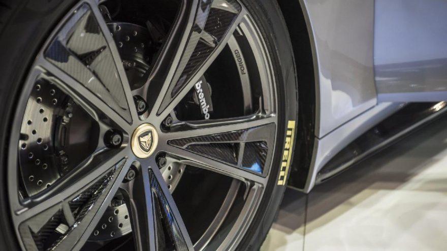 Cenevre Otomobil Fuarı'na Pirelli damgası!