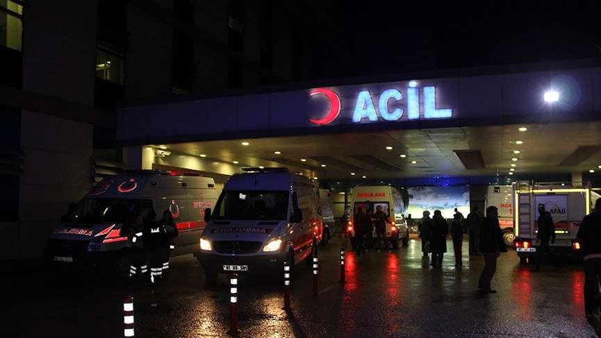 Hastane 1 saat elektriksiz kaldı, yoğun bakımdaki hastalar sevk edildi
