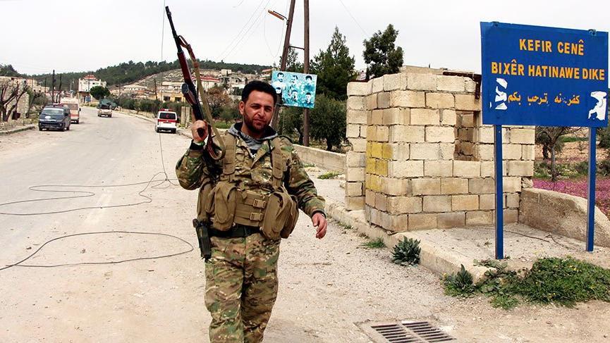 Son dakika haberi... TSK: Cinderes beldesi kontrol altına alındı | Afrin'de son durum