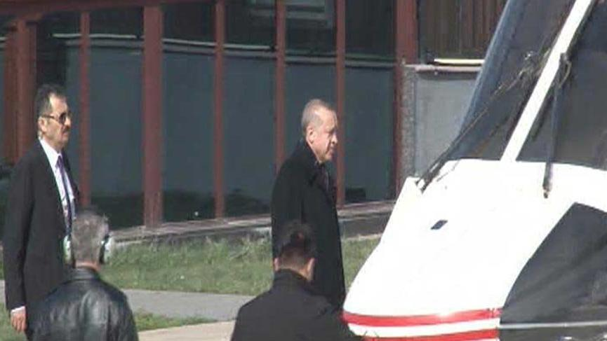 Cumhurbaşkanı iki AKP kongresine katılacak