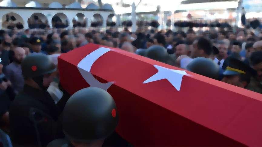 TSK Afrin şehitlerini açıkladı: Afrin'den çok acı haber, 8 şehit 13 yaralı