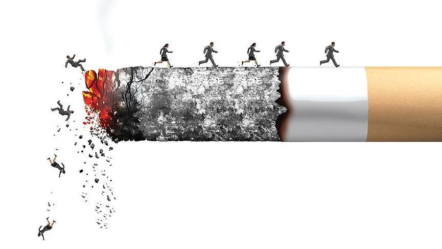 Dünyaca ünlü markadan sigara bırakmaya destek