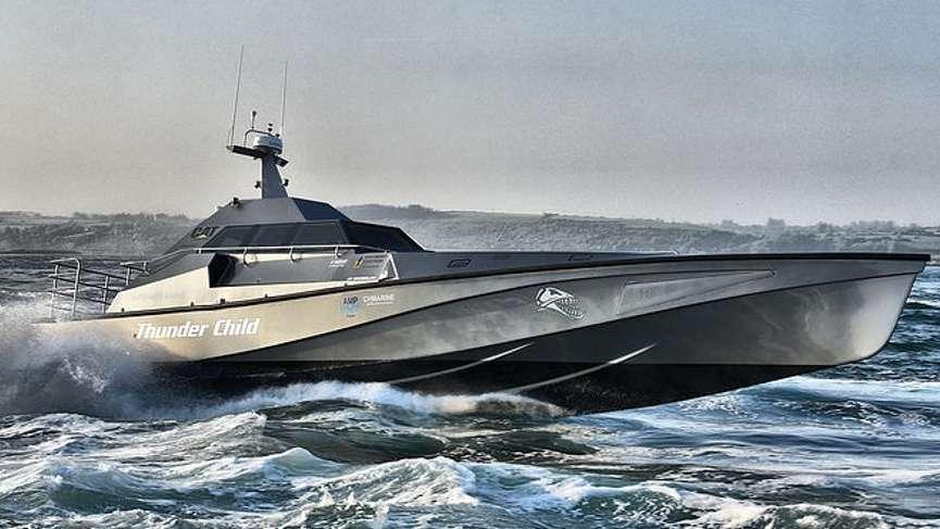 Batamayan tekne geliştirildi! Devrilse bile…