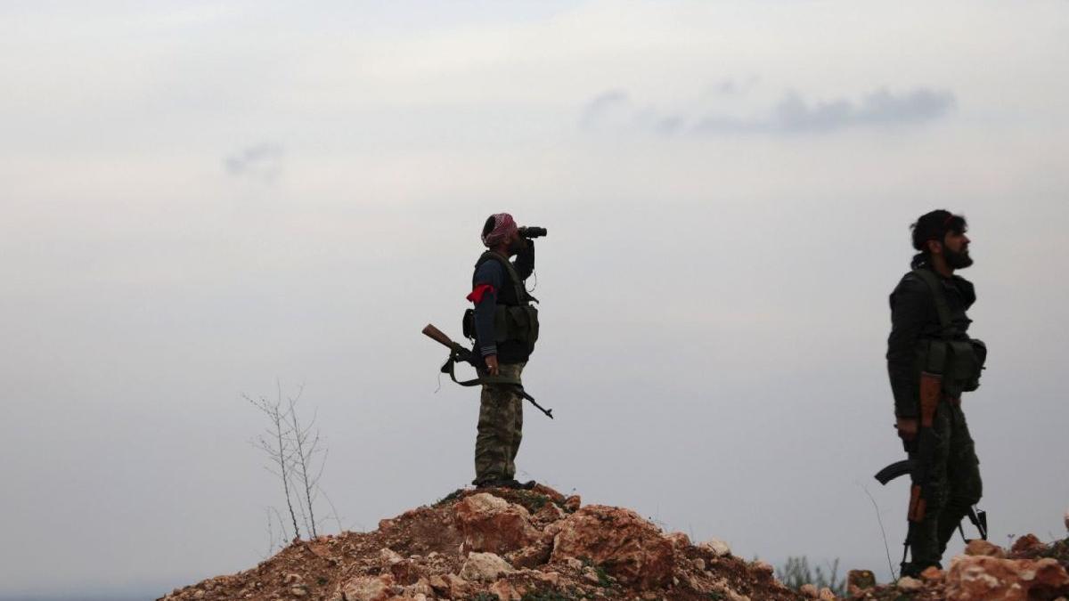 Fransa'dan skandal Suriye açıklaması... Hollande'dan akıl tutulması