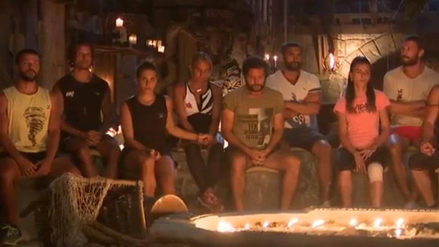 Survivor'da dün akşam kim gitti? Survivor All Star'da Nihat Doğan mı, Murat mı, Damla mı elendi?