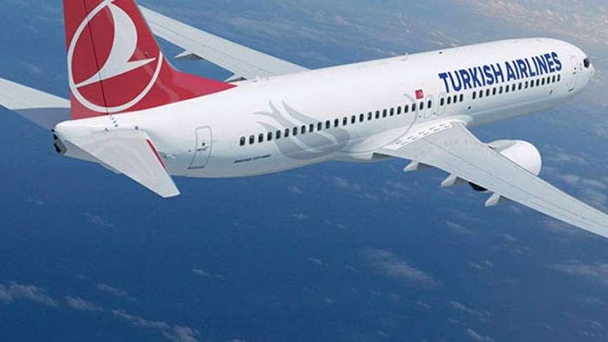 THY'nin Roma Uçağı teknik arıza nedeniyle geri döndü