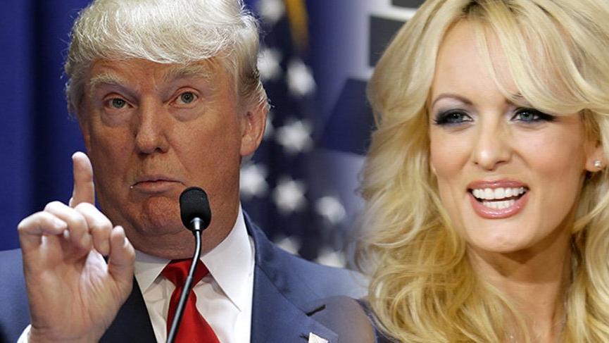 ABD bu haberlerle çalkalanıyor! Porno yıldızından Trump'a yeni teklif