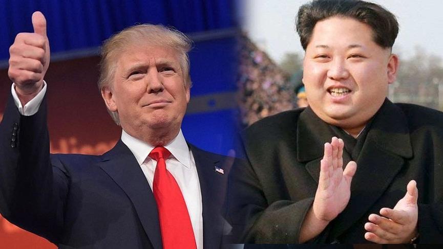 Son Dakika... ABD Başkanı Trump ve Kuzey Kore lideri Kim Jong-un, biraraya gelecek