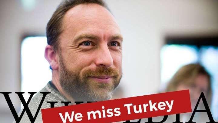 Wikipedia'dan kampanya: Türkiye'yi özledik