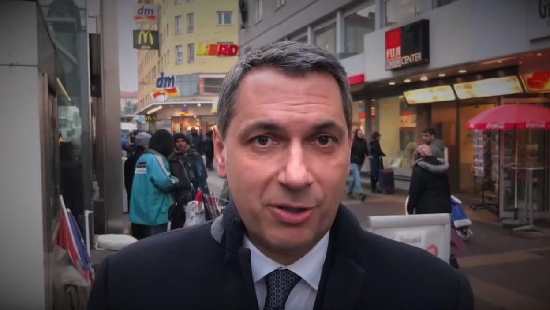 Türk mahallesinde skandal video