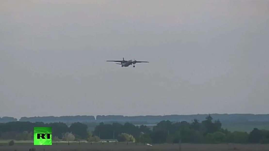 'Rus uçağının düşme anı' oltasını bütün medya yuttu