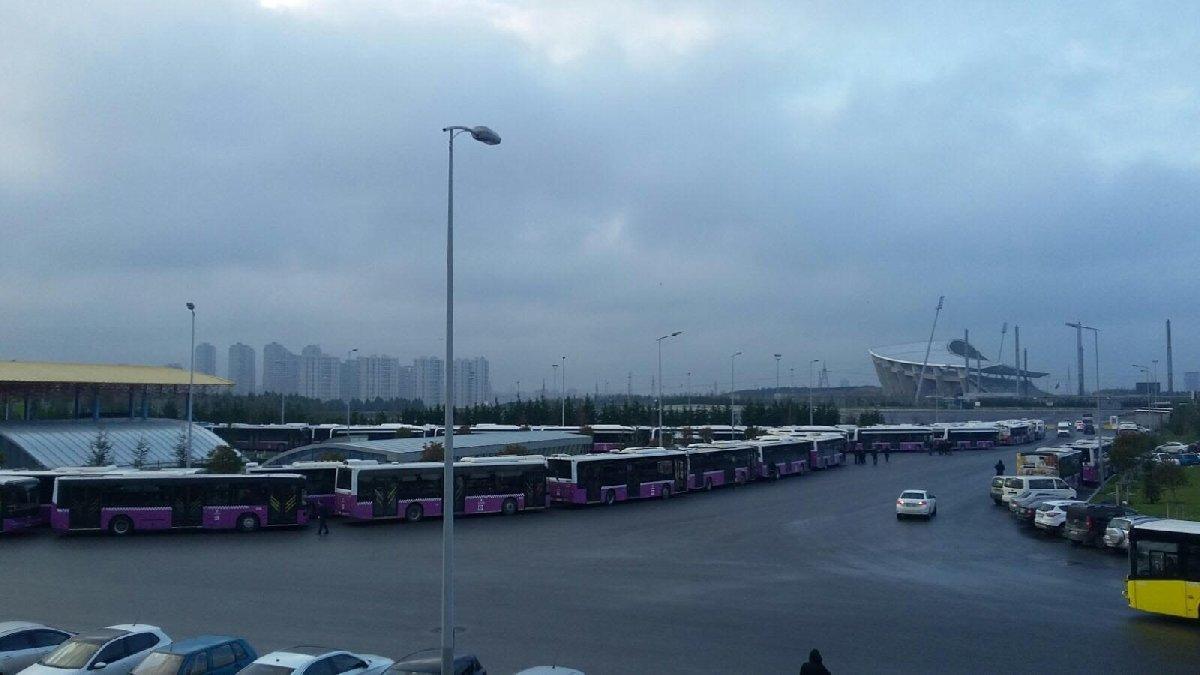 Özel Halk Otobüsü sahipleri kontak kapattı! İETT'den açıklama geldi