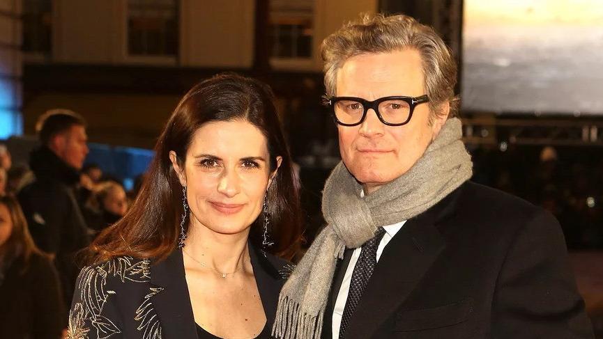 Oscar'lı İngiliz oyuncu Colin Firth, eşi tarafından ihanete uğradı