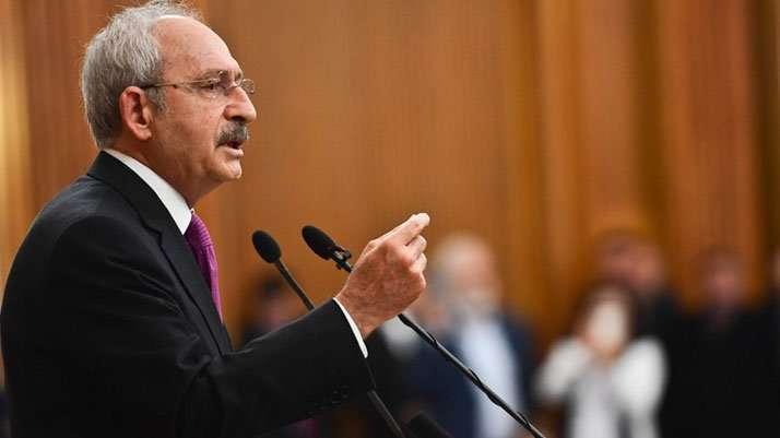 Kılıçdaroğlu: Evlere, iş yerlerine Türk Bayrağı asalım