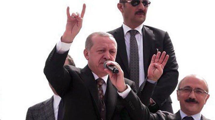 Erdoğan: Emir gelince ilk ben gideceğim