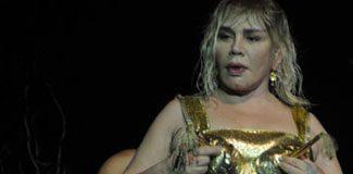 Serçe'den Madonna sütyeni