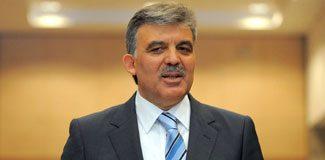 Gül'den veto açıklaması
