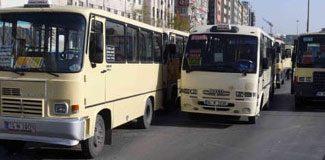 İstanbul'da minibüse zam