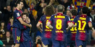 A.Madrid'i Barça'ladı