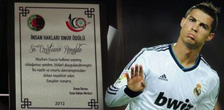 Konya'dan Ronaldo'ya…