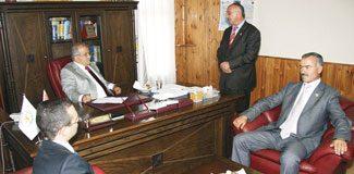 Başkan AKP'liyse sorun yok
