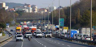 FSM Köprüsü'nde eylem