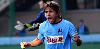 Trabzonlu oyuncuya tepki