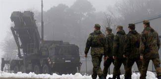 NATO heyeti, Kahramanmaraş'ta