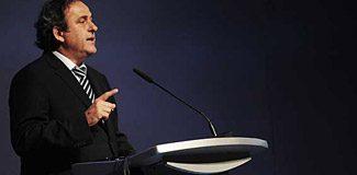 'Ruhunu şeytana satma Platini'