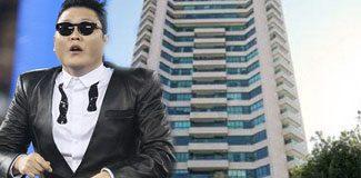 Psy'a milyon dolarlık ev