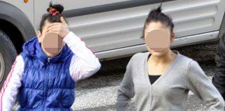 25 kişi 4 kıza tecavüz etti