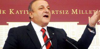 Oktay Vural'a Erdoğan cezası