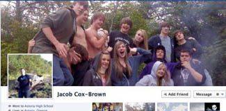 Facebook'ta paylaşınca yakalandı