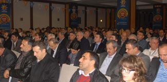 AKP'ye Sinan Çetin motivesi
