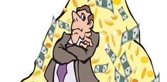Zenginlerden vergi alacağız masalı