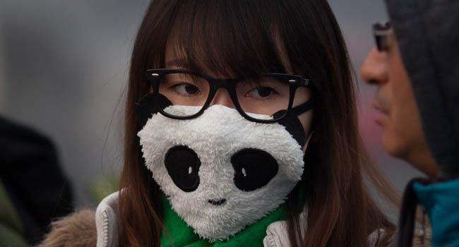 Pekin'de dışarı çıkmak yasak