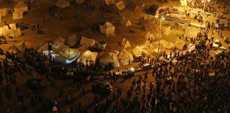 Mısır'da yıl dönümü gerilimi