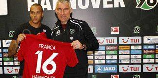 Hannover 96'da skandal!