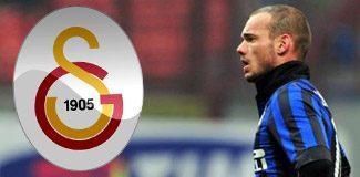 Sneijder'den imalı mesaj