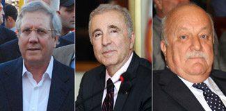PFDK'dan üç başkana ceza