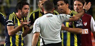 PFDK'dan Gönül'e ceza