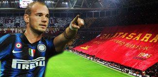 Ve Sneijder G.Saray'da!